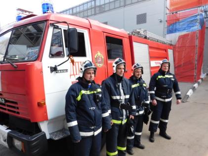 Аренда пожарной машины. Дежурство пожарной машины