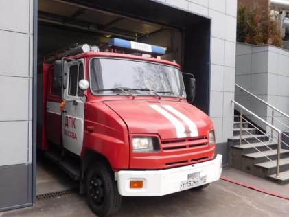 Пожарная охрана организаций